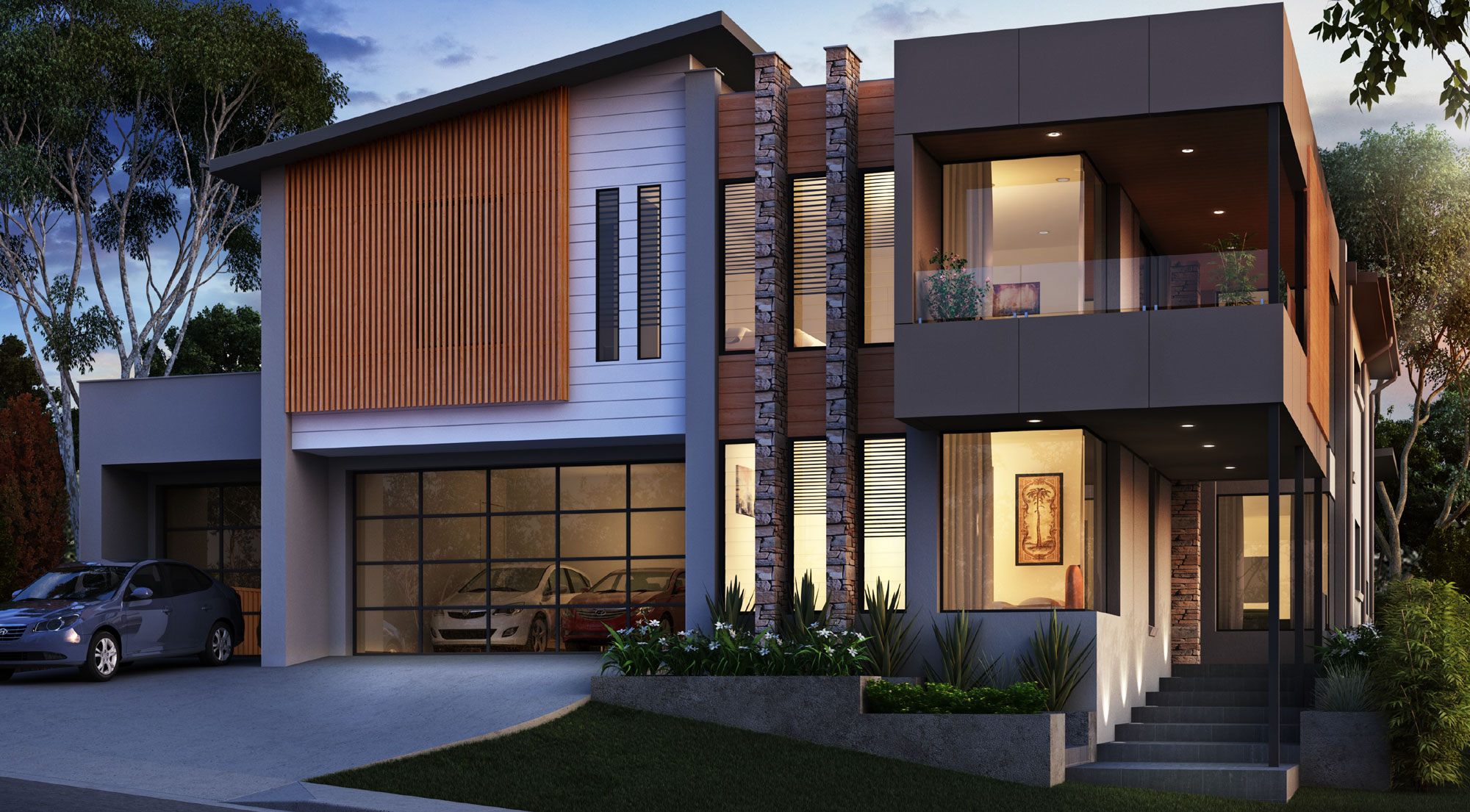 Logico Homes development