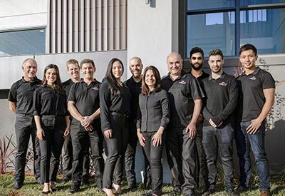 Logico Homes Team Photo